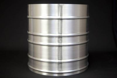 Aluminum Rolled and Welded Cylinder