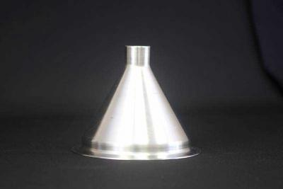 Stainless Steel Spun Funnel